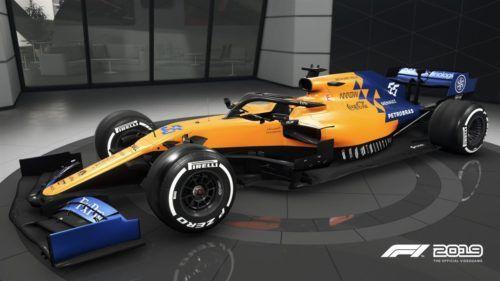 F1 2020 McLaren MCL35