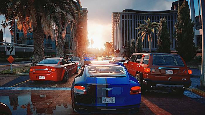 GTA 5 Real Life Graphics Mod GTA 6 Rumours Leaks