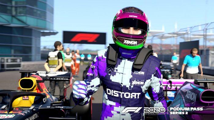 F12020 Podium Pass Series 2 digital suit 1