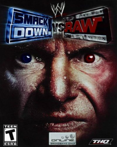 WWE 2K21 cancelled smackdown vs raw 1