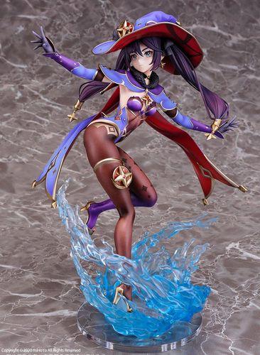 Genshin Impact Mona Scale Figure