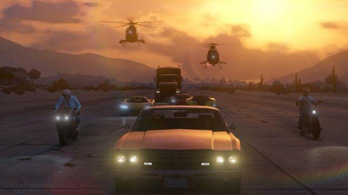 GTA 5 Online