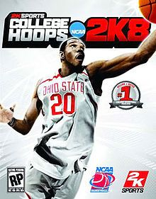 college hoops 2k8 cover