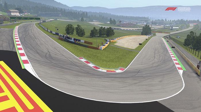 Austrian GP Turn 2 Remus
