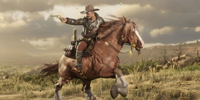 Red Dead Online Summer Update Horseback Shooter
