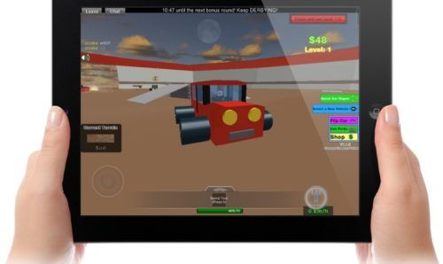 roblox android ios