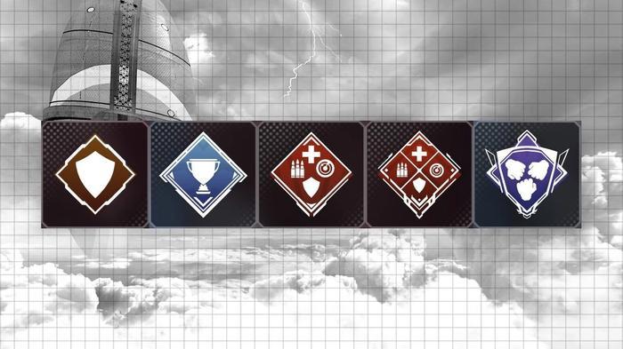 Apex Legends Club Badges
