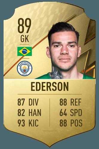 FIFA 22 Ederson