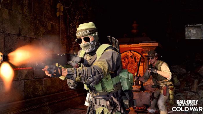 New Guns Black Ops Cold War Season Two Machete Melee Naga Adler
