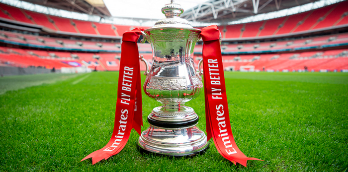 fa cup trophy emirates 2021