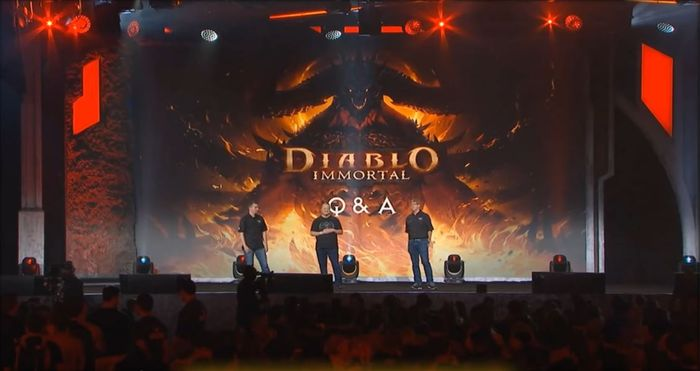 Blizzcon 2021 Diablo 4