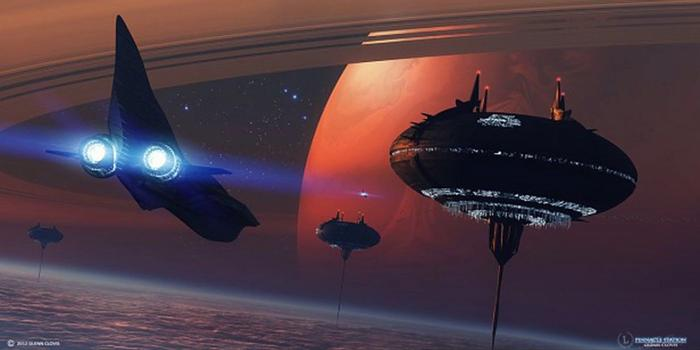 Mass Effect Pinnacle Station DLC Legendary Edition