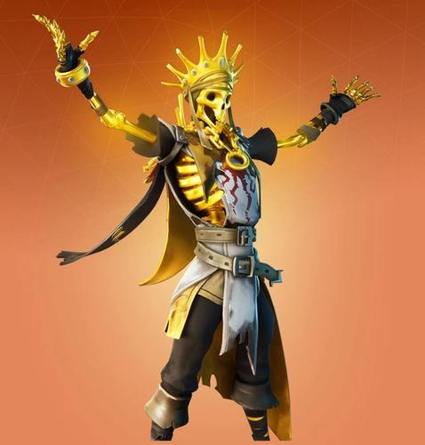 Oro Fortnite Skin