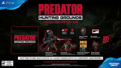 predator deluxe edition