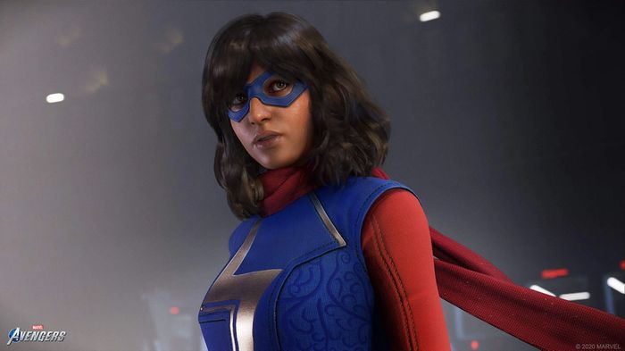 MArvel's Avengers Next-Gen Kamala Khan Ms Marvel