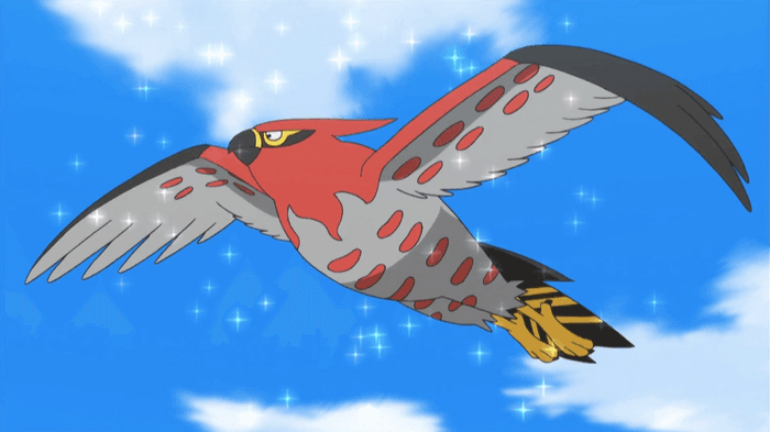 Pokemon Go Community Day event Bravest Bird Talonflame