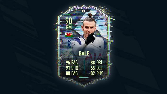 FIFA 21 Ultimate Team Flashback SBC Gareth Bale