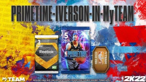 Primetime Packs in NBA 2K22