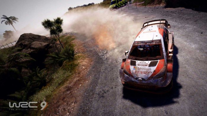 WRC 9 features