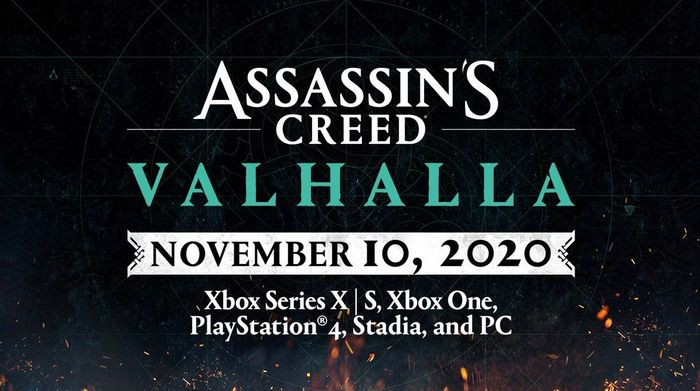 assassins creed valhalla new release date 1