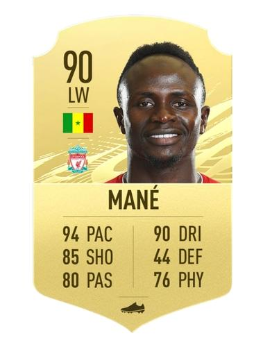 Sadio Mane FIFA 21 1