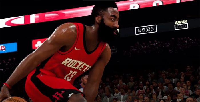 NBA 2K21 update #5 next gen patch notes james harden rockets