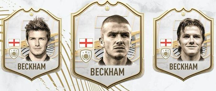 Beckham ICON Tease