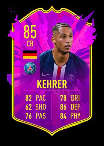 kehrer future stars