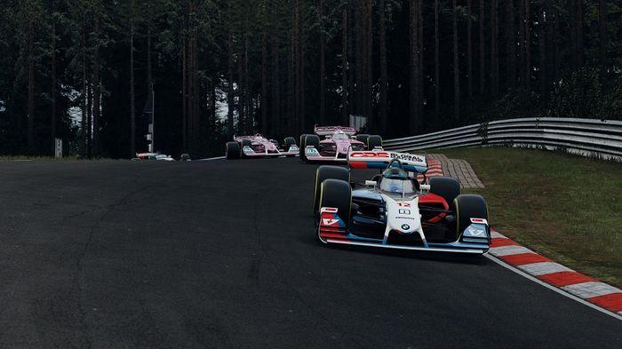 BMW Racing Point Nordschleife Round 3 V10 R-League season 1