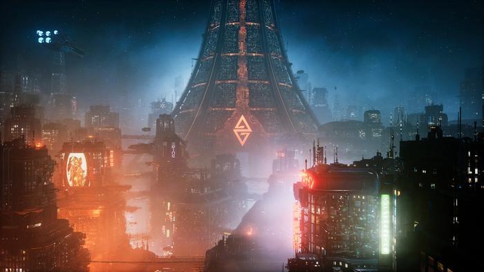 The Ascent Tower Screenshot