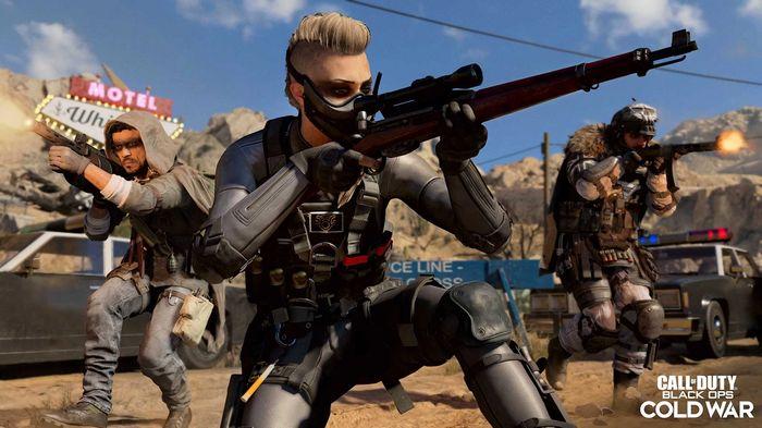 Warzone Season 3 Operator Wraith