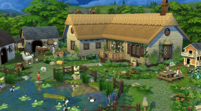 cottage living, finchwick fair