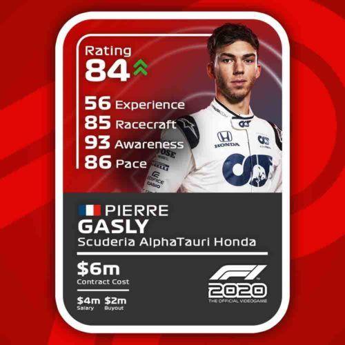 F12020 DRIVERCARD 1080x1080 Pierre Gasly