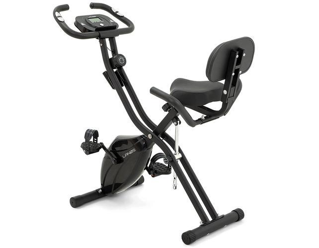 Best exercise bike under 500 Lanos folding bike