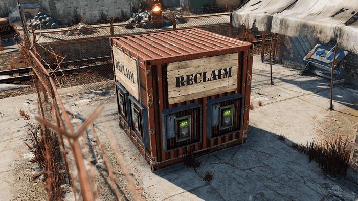 Rust Update Softcore Game Mode Reclaim