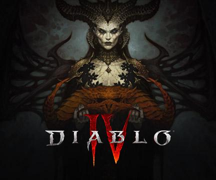 BlizzCon 2021 Diablo 4 Release Date Trailer Cover