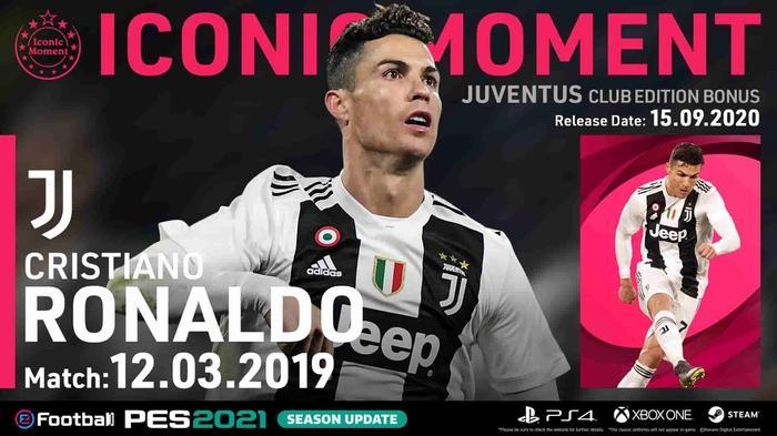 Cristiano Ronaldo Iconic Moment min 1