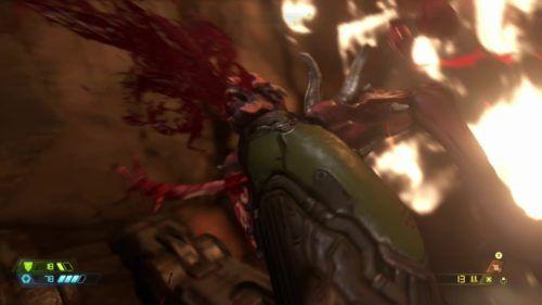 Doom eternal review combat