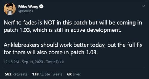 NBA 2K21 Patch 1 03 Feature Reveal