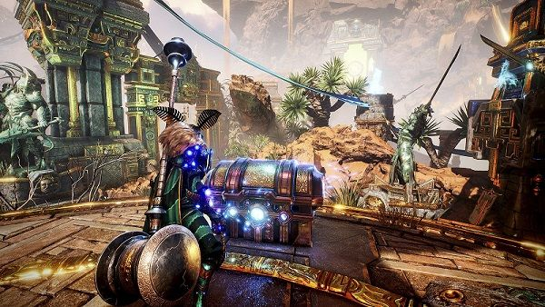 Godfall ps5 featured image gameplay