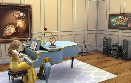 sims 4 how to write a song