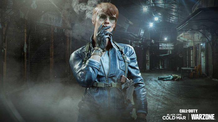 Black Ops Cold War Warzone Call of Duty Season 4 Operators Portnova