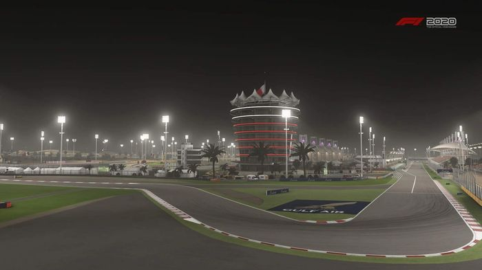 F1 2020 Bahrain turns 1 and 2 Y