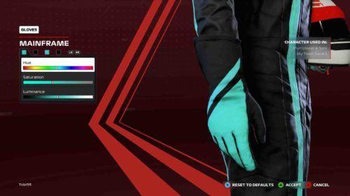 F1 2020 customisation