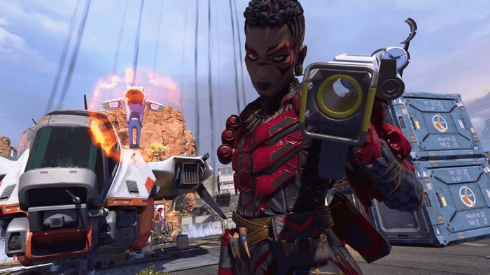 Apex Legends Anniversary Collection Event Locked and Loaded Takeover