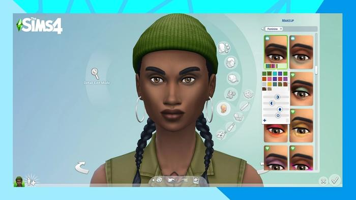 Sims 4 Hairstyles