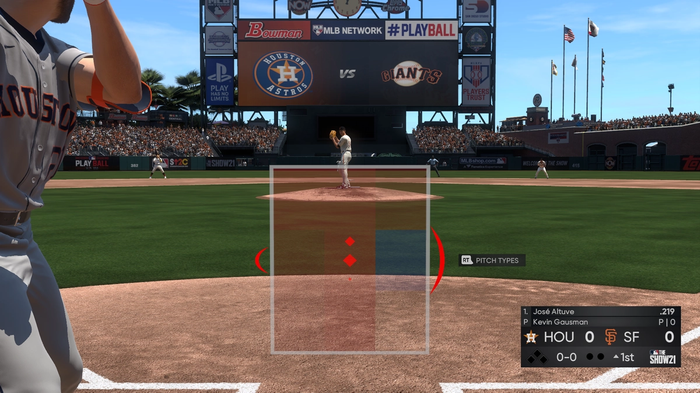 MLB The Show 21 Xbox PlayStation