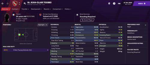 Todibo FM21