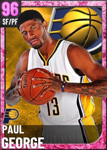 NBA 2K21 Locker Codes Easter Paul George