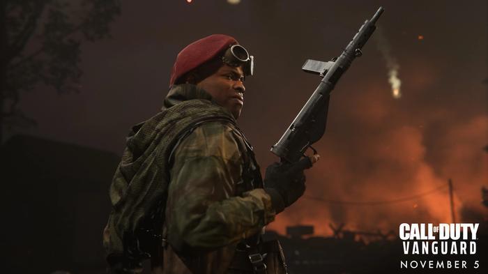 Call of Duty Vanguard Beta الطلب المسبق